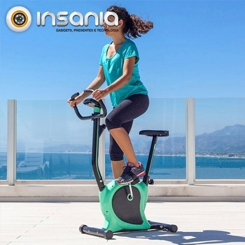 Bicicleta Fitness Estática