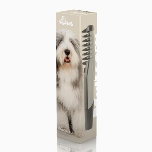 Peine eléctrico cortanudos para perro Comb & Cut
