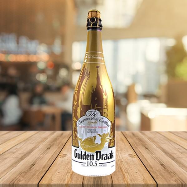 Garrafa de Cerveja Gulden Draak Brewmaster de 75 cl