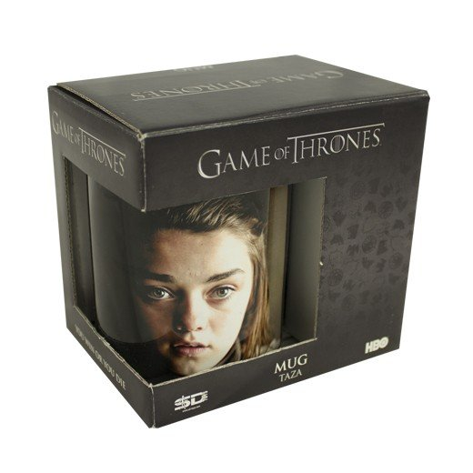 Caneca Arya Stark Game of Thrones