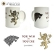Caneca You Win or You Die Game of Thrones