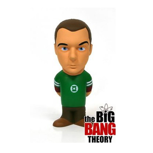 Boneco Anti-stress 14 cm Sheldon Cooper The Big Bang Theory