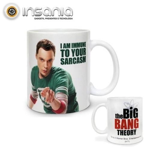 Caneca Sheldon \