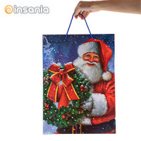 Saco de Presente Natal (33x45x10cm)