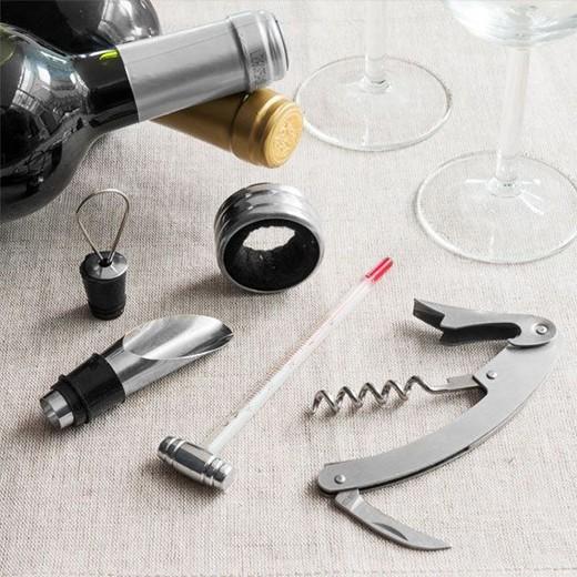 Set de Vinho Bravissima Kitchen (4 peças)