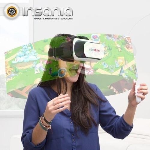 Gafas de Realidad Virtual VR BOX 3D BOX con mando