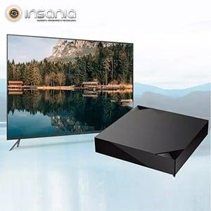 Smart Android TV Box 4K c/ Kodi