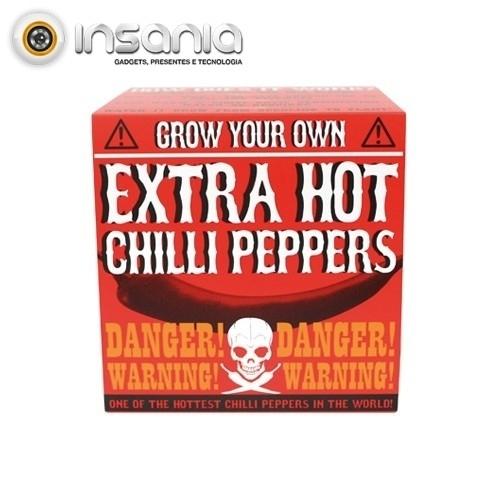 Semeia e Vê Crescer: Extra Hot Chilli