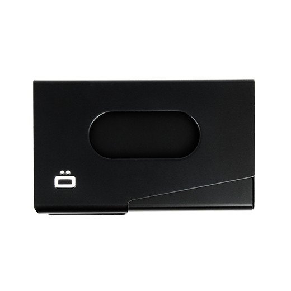 Porta tarjetas One Touch Ögon Negro