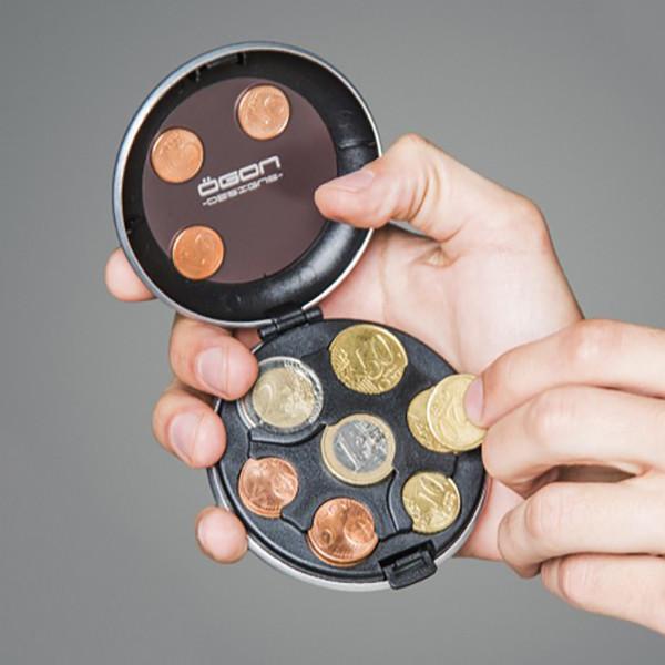 Dispensador de Monedas Ögon Gris