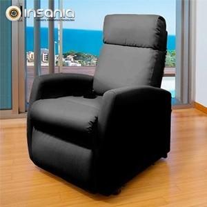Cadeirão de Massagem Relax Compact Preto