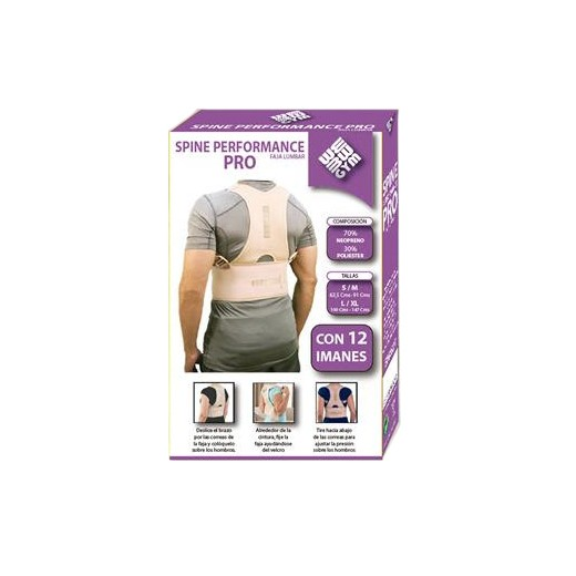 Chaleco Corrector de Postura Pro Magnético