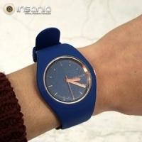 Relógio de Pulso Azul Escuro