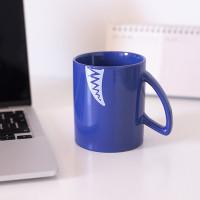 Caneca Tubarão Azul