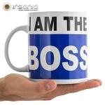 Caneca I am the Boss