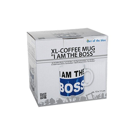 Taza I am the Boss