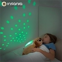 Peluche Projetor LED Glow Pillow