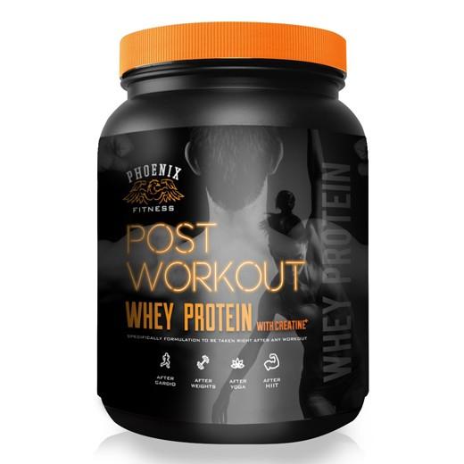 Proteína Whey Baunilha 1 kg