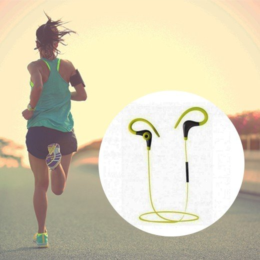 Auriculares Desportivos Bluetooth Coolsport