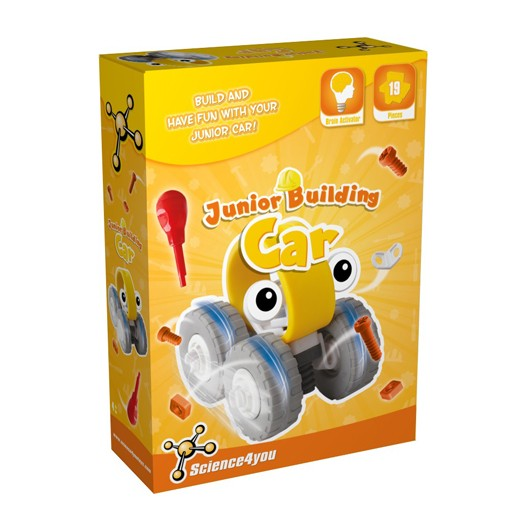 Junior Building - Carro Science4you
