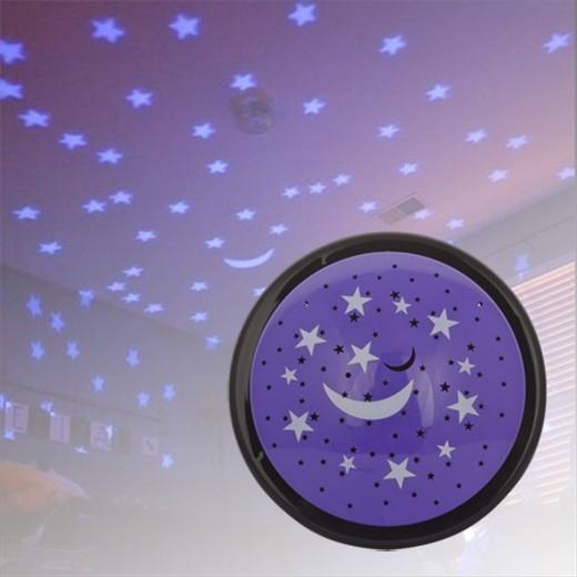 Projetor de Lua e Estrelas