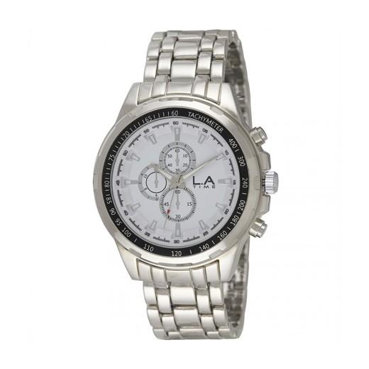 Relógio Desportivo L.A Time Branco