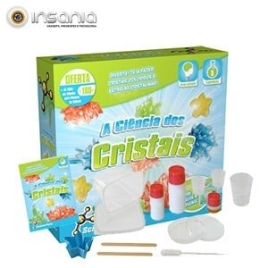 A Ciência dos Cristais Science4you