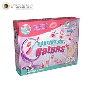 Fábrica de Batons Science4you