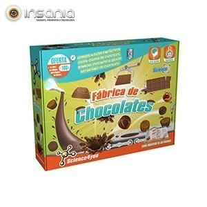 Fábrica de Chocolates Science4you