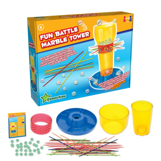 Fun Battle - Torre de Berlindes Science4you