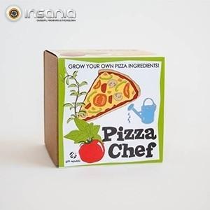 Semeia e Vê Crescer: Pizza Chefe