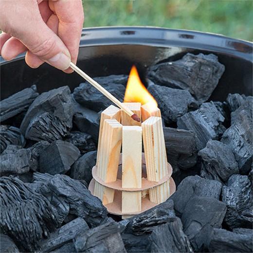 Iniciador de Fogo Barbecue