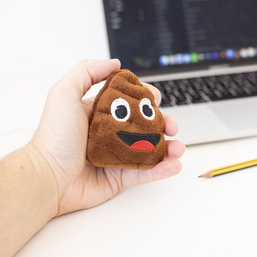 Bola de Peluche Anti-stress Emoji