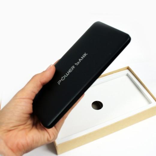 Carregador Portátil Powerbank (2 portas USB) 22800mAh