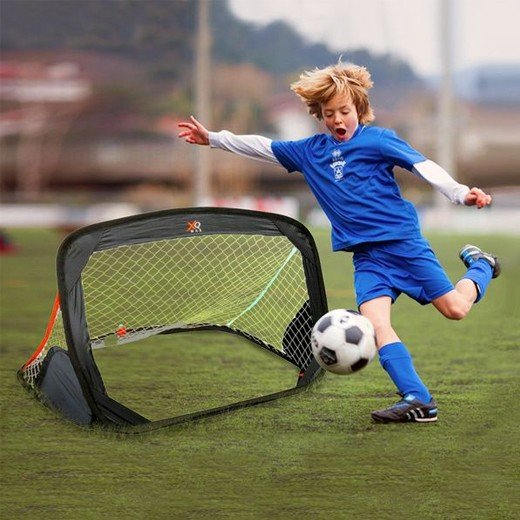 Baliza de Futebol Portátil