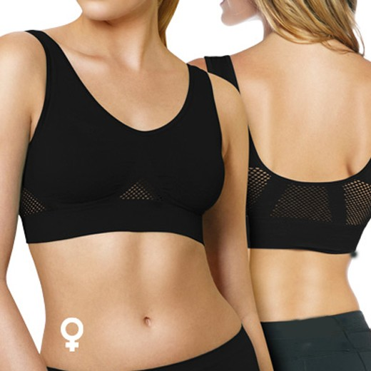 Sutiãs Desportivos Airflow Fit x Slim (Pack 2)