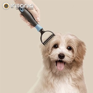 Peine cortanudos para perros