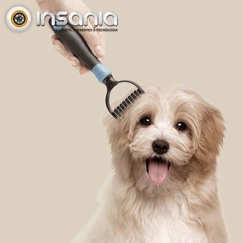 Pente Corta-nós para Cães
