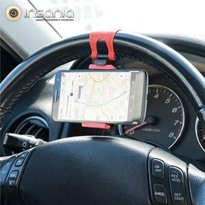 Soporte de móvil para Volante Catch & Go