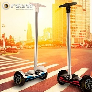 Hoverboard Com Pega Telescópica