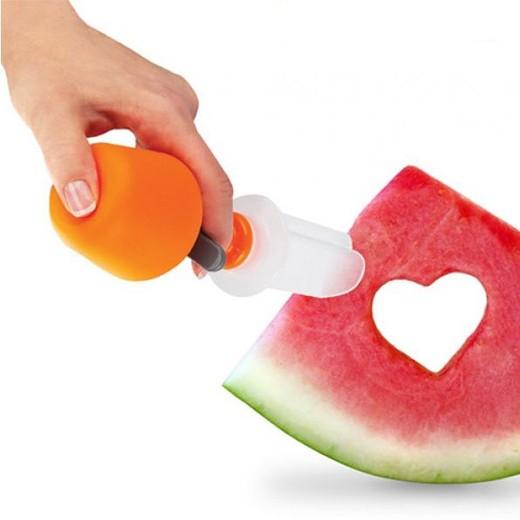 Cortador de Fruta em Formas Yummy Pop