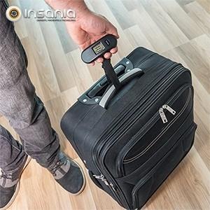Balanza digital para maletas