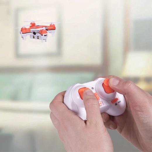 Minidron con cámara