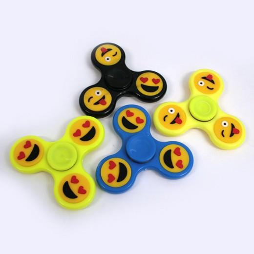 Fidget Spinner com Desenhos