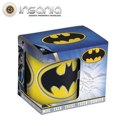 Caneca Logo Batman