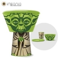 Conjunto para Refeições Empilhável Yoda