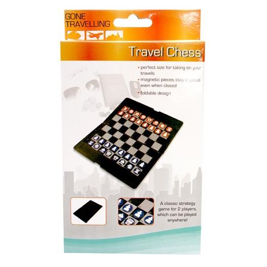 Jogo de Xadrez de Viagem