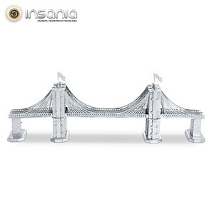 Maqueta Brooklyn Bridge