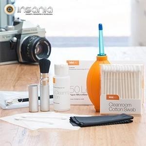 Kit de Limpeza para Máquina Fotográfica