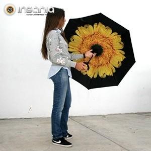 Guarda-chuva ao Contrário